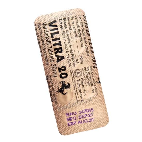 buy Vilitra 20